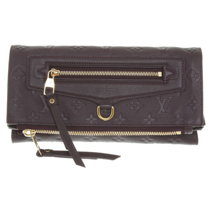 Louis Vuitton Clutch aus Monogram Empreinte