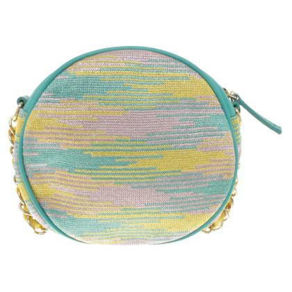 Missoni Round shoulder bag