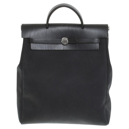 Hermès Shoppers Bag in nero