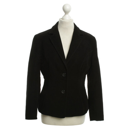 Ferre Velvet jacket in black