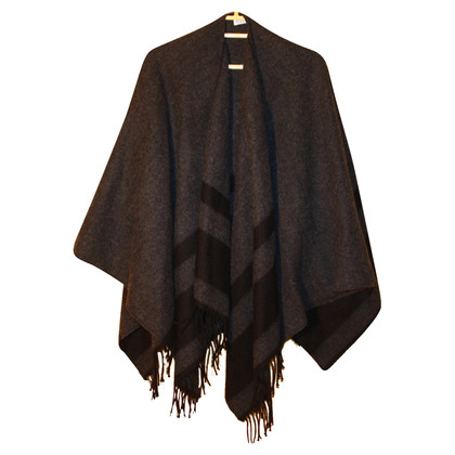 Claudie Pierlot Wool poncho