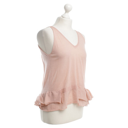 Dorothee Schumacher Top in Pink