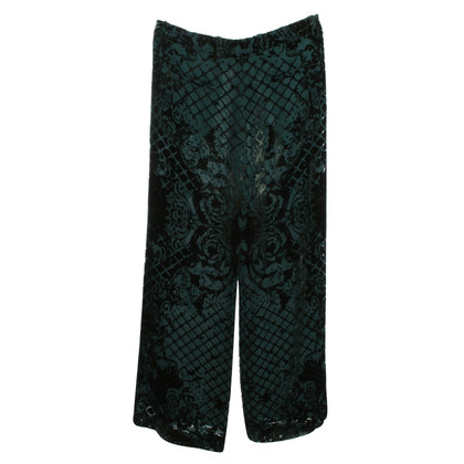 Balmain X H&M trousers with pattern