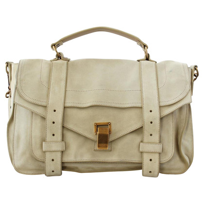 "Proenza Schouler ""PS 1"" handbag in beige"
