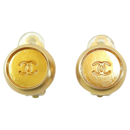 Chanel ear clips
