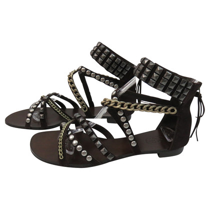 Ash Gladiator-style sandals