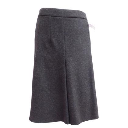 Dolce & Gabbana skirt with cellar folds