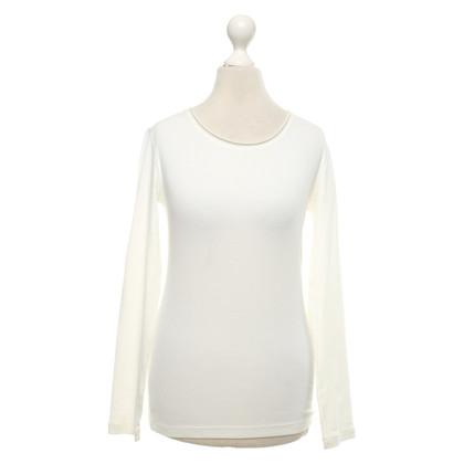 Fabiana Filippi Shirt in cream white