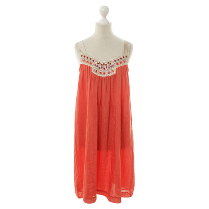 Ana Alcazar Dress in coral red