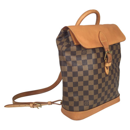 Louis Vuitton Arlequin Damier Ebene Canvas