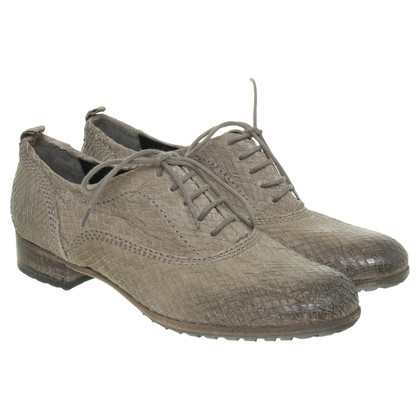 Other Designer Kennel & Schmenger - lace-up shoes in reptiles