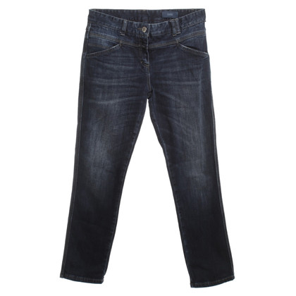 Closed Skinny-Jeans in Blau
