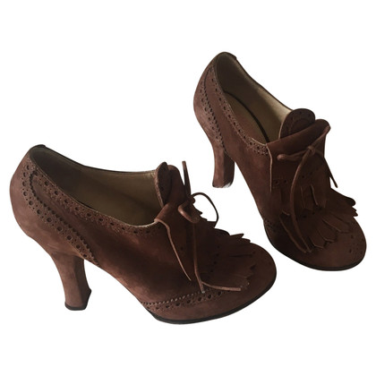 John Galliano pumps in Brown