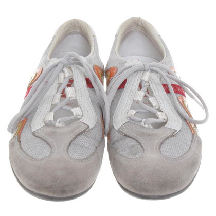Prada Lace-up shoes with logo application