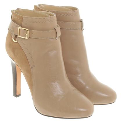 Diane von Furstenberg Ankle boots in beige