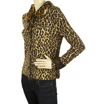 Blumarine Cardigan in cashmere