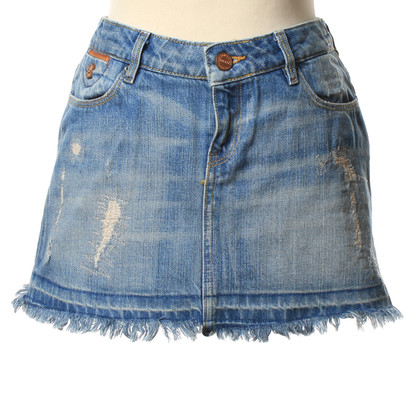 Maison Scotch Mini-Jeansrock