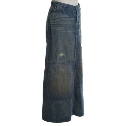 Ralph Lauren Denim skirt with wash