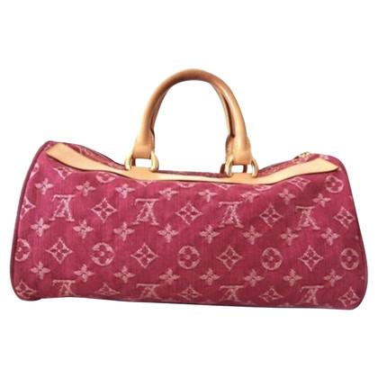 Louis Vuitton Neo Speedy Denim
