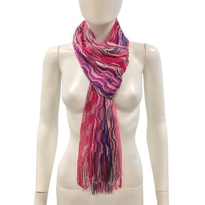 Missoni Veelkleurige viscose sjaal