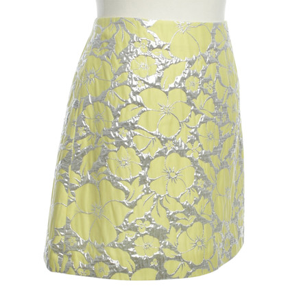 Max Mara skirt with embroidery