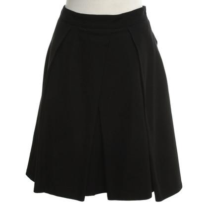 McQ Alexander McQueen skirt in black