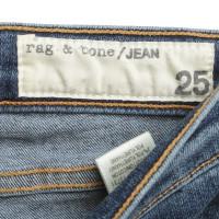 Rag & Bone Jeans in blue