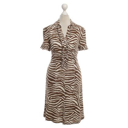 Karen Millen Dierlijke print jurk