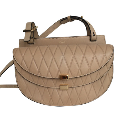 "Chloé ""Georgia hyacinth"" in beige"