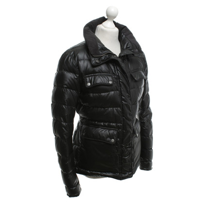 Belstaff Down jacket in black