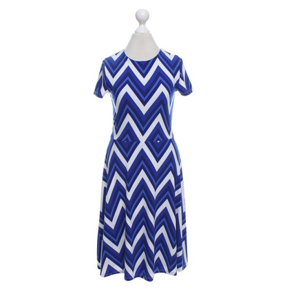 Ralph Lauren Dress with Chevron pattern