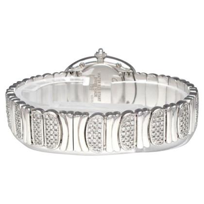 Cartier Armbanduhr mit Diamanten