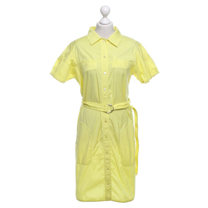 Strenesse Blue dress geel