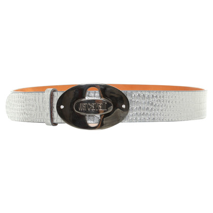 Just Cavalli Belt in reptile optics