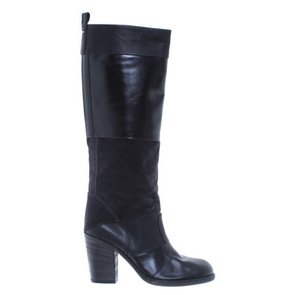 Maison Martin Margiela Boots in leather mix