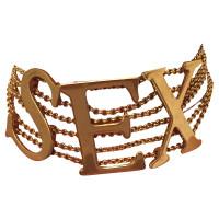 "Dolce & Gabbana Necklace ""S-E-X"""