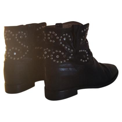 Isabel Marant biker boots