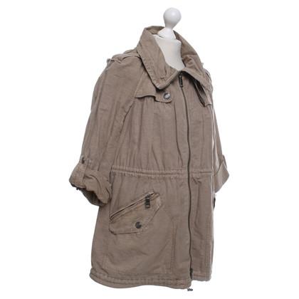 Burberry Jacket in dark beige