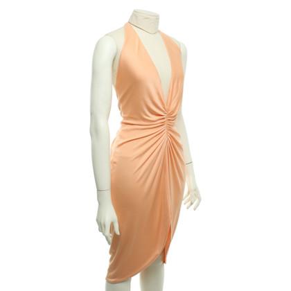 Versace Dress in orange