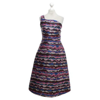 Roksanda Gedrukt Dress in Blue / Pink