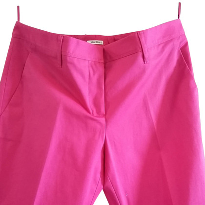 Miu Miu pantalon