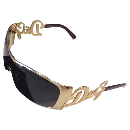 Dolce & Gabbana Sunglasses in Gold