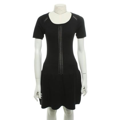 Maje Dress made of knitwear