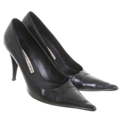 Gianmarco Lorenzi pumps in nero