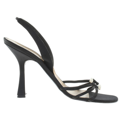 Gianni Versace Sandals in zwart