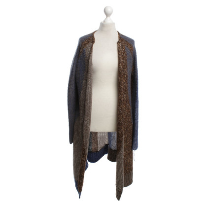 Zadig & Voltaire Knitted coat in Multicolor