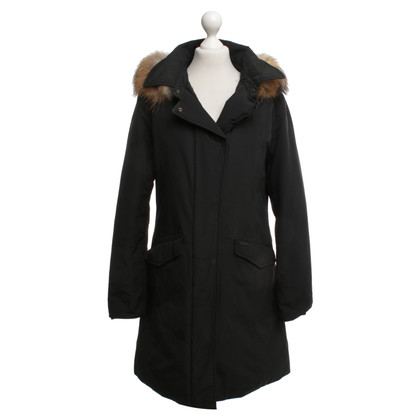 Woolrich Winter parka with fur