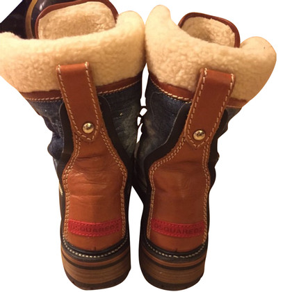 Dsquared2 winter boots