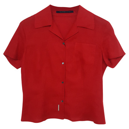 Valentino Blouse in red