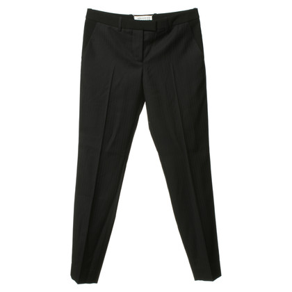 Maison Martin Margiela Crease pants in black